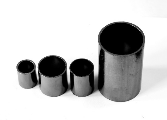 molded carbon tube